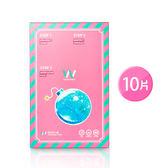 韓國Wonjin Effect 三步驟爆水炸彈面膜 23g 十片/盒◆86小舖 ◆