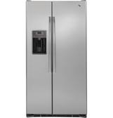 【得意家電】GE奇異  GZS22DSSS 702L 薄型對開門冰箱  總深度69公分  另售雙冷卻系統WRS973CIDM