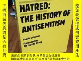 二手書博民逛書店A罕見Convenient Hatred: The Histor