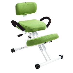 GXG 機能工學 跪姿椅 TW-457C (綠色)