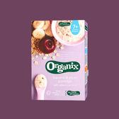 英國Organix 歐佳 有機全穀鮮果麥精系列-香蕉黑棗200g