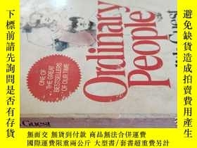 二手書博民逛書店【英文原版】Ordinary罕見People ( 如圖)Y25633 Judith Guest Ballant