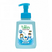 綠的GREEN 抗菌潔手慕斯-海洋泡泡500ml  *維康*