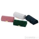 首飾盒 日本精致飾品收納盒出差旅行珠寶隨身便攜迷你絨布首飾盒 印象
