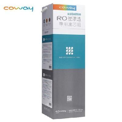 Coway 濾淨智控飲水機 專用濾芯組【14吋第二年份】適用機種CHPI-08BL、CHP-06EL、CHP-590L