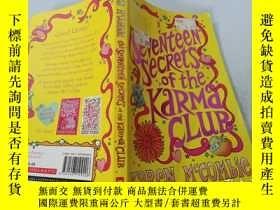 二手書博民逛書店The罕見Seventeen Secrets Of The Karma Club:因果報應俱樂部的十七大秘密Y