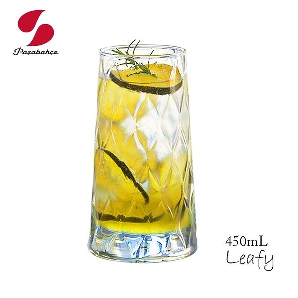 Pasabahce Leafy 葉片 雞尾酒杯 直水杯 高球杯 high ball(450ml)