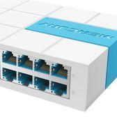 S116M 16口百兆交換機 網路監控分流器網線分配器家用分線器 【快速出貨八折免運】