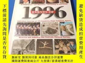 二手書博民逛書店EVENTS罕見OF 1996Y263801 大英百科全書 大英