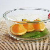 1升大號耐熱玻璃飯盒微波爐專用玻璃碗密封盒帶蓋長方形保鮮盒