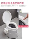 可移動馬桶孕婦坐便器家用便攜式痰盂家用成人老人尿桶尿盆加高