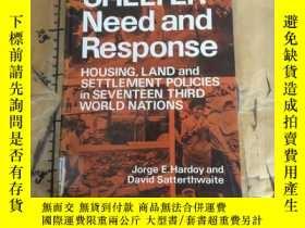 二手書博民逛書店Shelter:罕見Need and Response-Hous