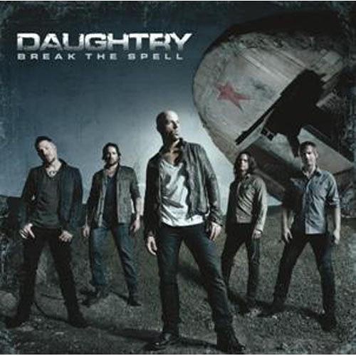 道奇樂團 破除魔咒 專輯CD 超值豪華版Daughtry Break The Spell