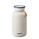 *Doshisha撞色系列保溫瓶450ml-白色-生活工場