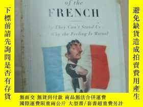 二手書博民逛書店The罕見ARROGANCE of the FRENCH:Y85718 Richard Chesnoff Ov