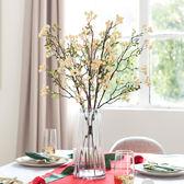 奇居良品仿真花藝果實客廳餐廳插花裝飾果子 手感植物波爾多果H【快速出貨】