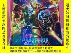 二手書博民逛書店銀河護衛隊2罕見Guardians of the Galaxy