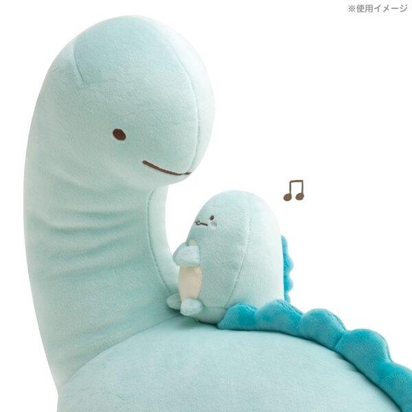 【角落生物 恐龍媽媽和小恐龍抱枕】角落生物 恐龍媽媽 小恐龍 抱枕 娃娃 恐龍的夢 該該貝比