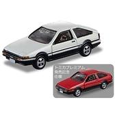 TOMICA #86 豐田 AE86&初回限定 TOYeGO 玩具e哥