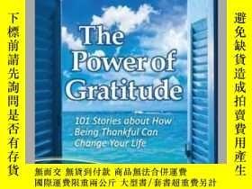 二手書博民逛書店Chicken罕見Soup for the Soul: The Power of GratitudeY4100