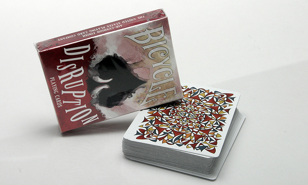 【USPCC 撲克】Bicycle limited disruption playing cards