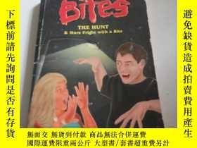 二手書博民逛書店bites(英文)罕見不好,Y200392 Allen b.ur