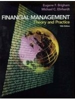 二手書博民逛書店《Financial management : theory a