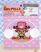 【震撼精品百貨】One Piece_海賊王~車用吸盤告示牌-喬巴