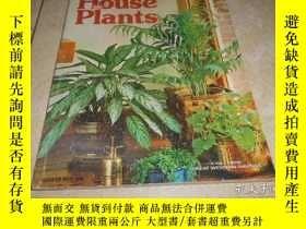 二手書博民逛書店HOW罕見TO GROW HOUSE PLANTS 如何種植室內