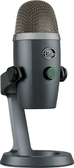 [9美國直購] Blue Yeti X 麥克風 Blue Yeti Nano Condenser Microphone - Shadow Grey