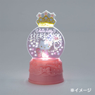 【震撼精品百貨】Hello Kitty_凱蒂貓~三麗鷗 KITTY 聖誕亮光雪球胸針#66100