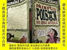 二手書博民逛書店painful罕見poison :劇毒 :Y200392