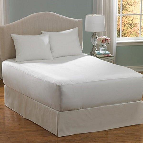 伊莉貝特 防蹣寢具 雙人加大床墊套(加高) (6x6.2尺,高30cm) T