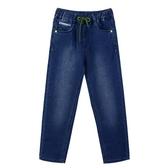 『小鱷魚童裝』彈性牛仔長褲(08號~18號)535604