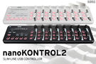 小叮噹的店- USB MIDI 控制介面 KORG NANOKONTROL 2代 迷你鍵盤控制器