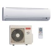 (含標準安裝)日立變頻冷暖分離式冷氣10坪RAC-63YK1/RAS-63YK1