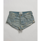 ONETEASPOON COUNTRY BANDITS DENIM SHORT  牛仔短褲-藍(女)