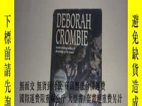 二手書博民逛書店DEBORAH罕見CROMBIE — Kissed a Sad