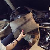 新款時尚手包女包單肩斜背包小包包女士手拿包潮信封包手抓包 CY潮流站