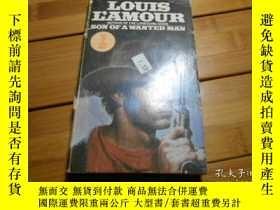 二手書博民逛書店SON罕見OF A WANTED MANY19865 Louis