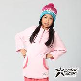 PolarStar 高領拉鍊保暖上衣 童 淺粉紅 P12210