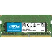 Micron 美光 Crucial 32GB DDR4-3200 SODIMM NB 筆電記憶體 CT32G4SFD832A