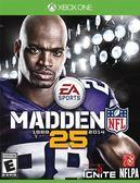 X1 Madden NFL 25 勁爆美式足球 25(美版代購)