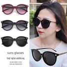 時尚墨鏡 復古圓框眼鏡 網紅款太陽眼鏡 ...