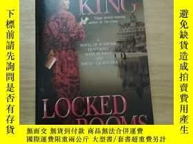 二手書博民逛書店Locked罕見Rooms(京)Y179933 見圖 見圖