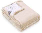 日本進口【MaxKare】輕便型適用於秋冬季帶3段式加熱 水洗電熱毯