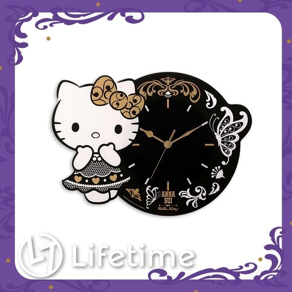 ﹝三麗鷗造型掛鐘﹞7-11集點 時鐘 掛鐘 吊鐘 造型鐘 凱蒂貓 ANNA SUI〖LifeTime一生流行館〗