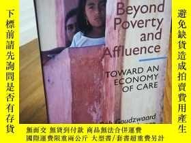 二手書博民逛書店Beyond罕見Poverty and Affluence: T