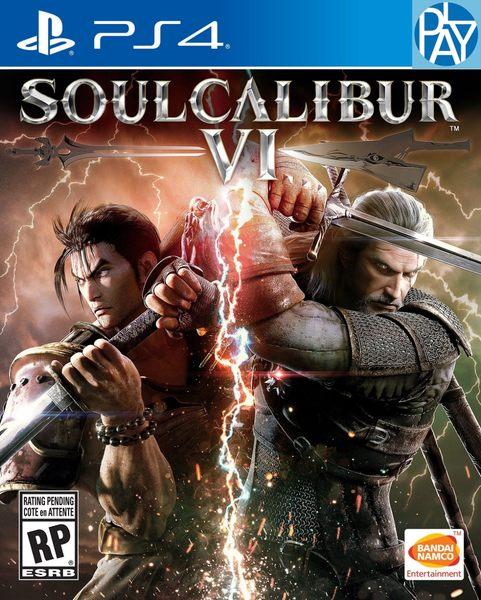 PS4- 劍魂6  一般中文版 含初回特典 PLAY-小無電玩