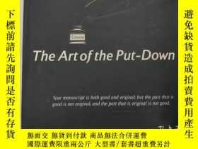二手書博民逛書店Wit罕見and Wisdom: The Art of the Put-down 智慧與智慧:放下的藝術 英文版3